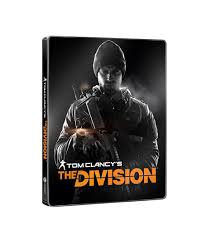 Tom Clancys The Division steelbook  (bazar, XOne) - 459 Kč