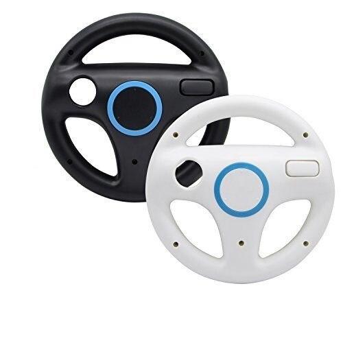 Wii Official Wii Wheel volant - bazar - 229 Kč