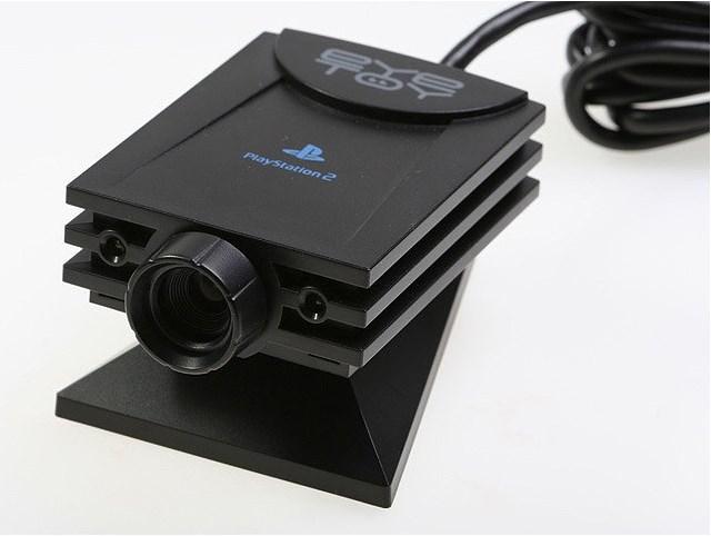 Kamera EYE TOY na PS2 (bazar) - 129 Kč