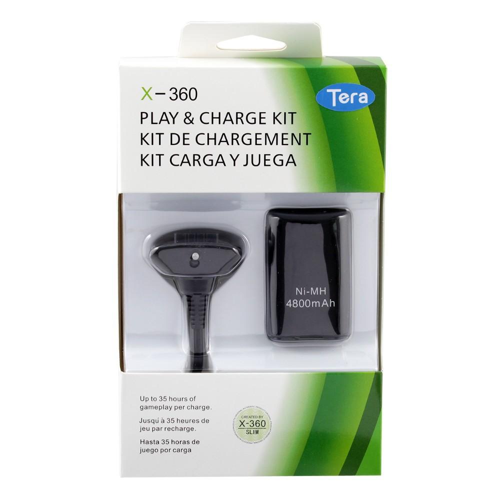 4800mAh 1x nabíjecí akumulátor + USB nabíječka X360 (nové) - 259 Kč