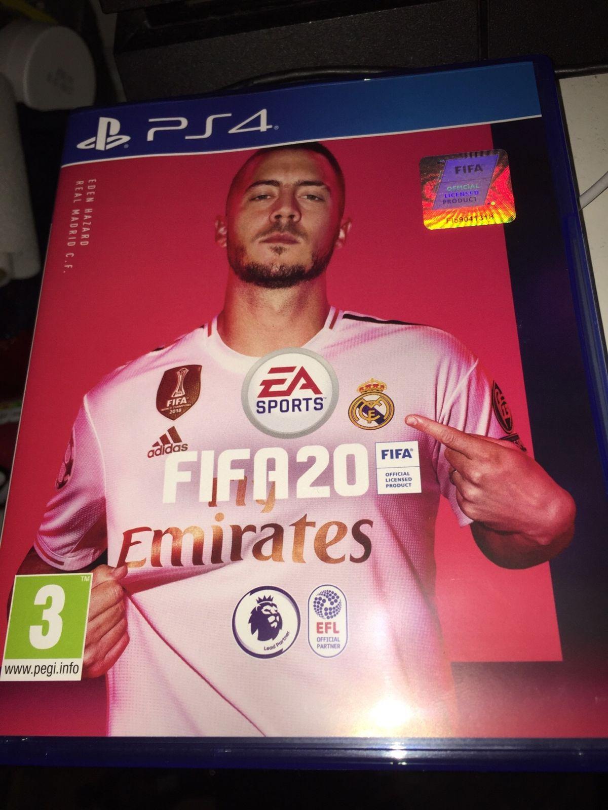 FIFA 20 (bazar, PS4) - 495 Kč