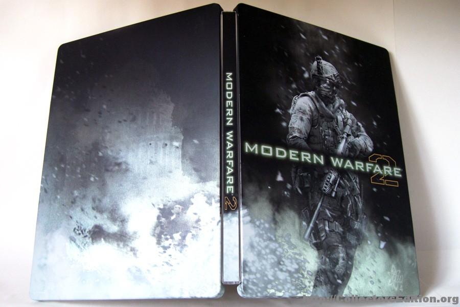 Call of Duty Modern Warfare 2 steelbook (bazar, PS3) - 299 Kč