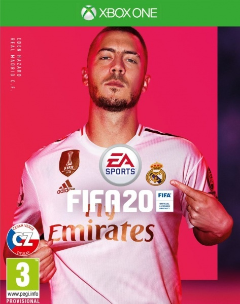FIFA 20 (bazar, XOne) - 699 Kč