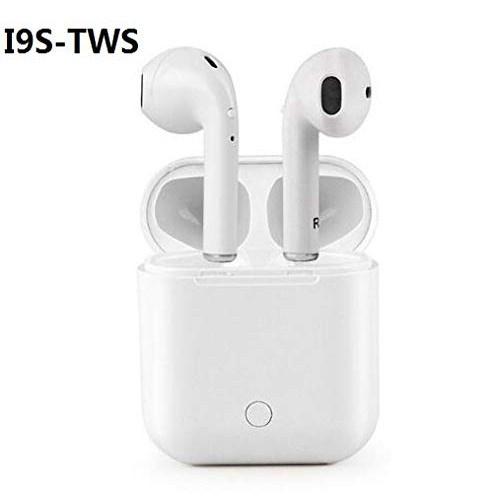 TWS i9S 5.0 Bezdrátová sluchátka, bílá - nové - 359 Kč