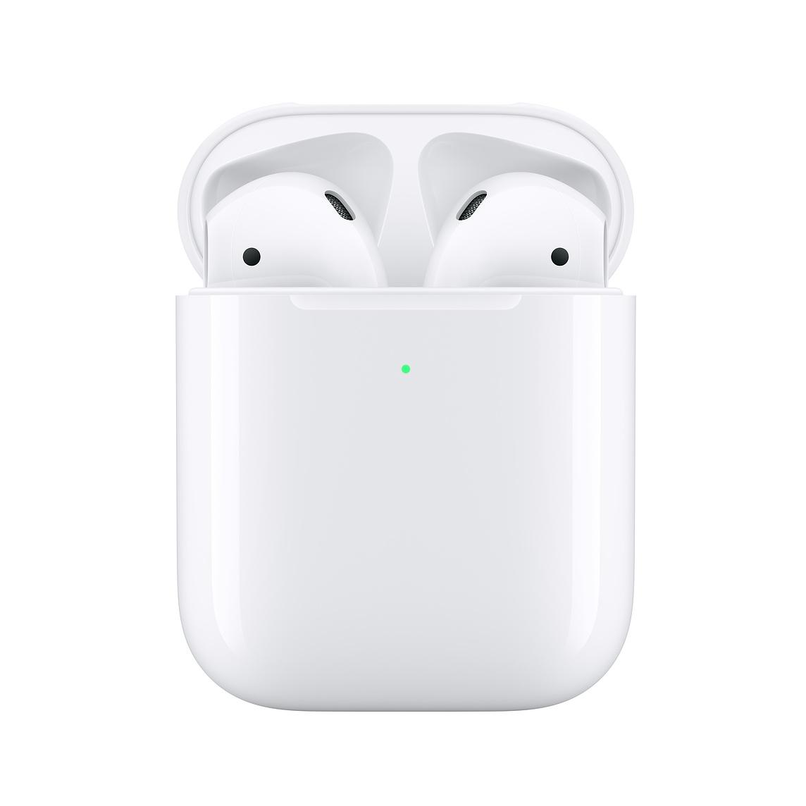 Bezdrátová sluchátka do uší, bílá - nové - 599 Kč