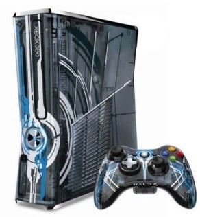 Microsoft Xbox 360 320GB HALO 4 Limited Edition (bazar) - 3299 Kč