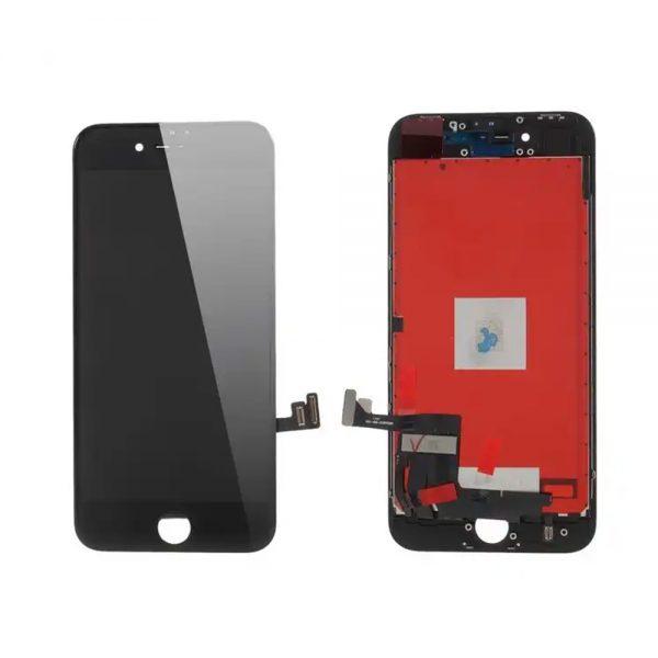 LCD a dotykový displej na iPhone 8 Black - nové - 599 Kč